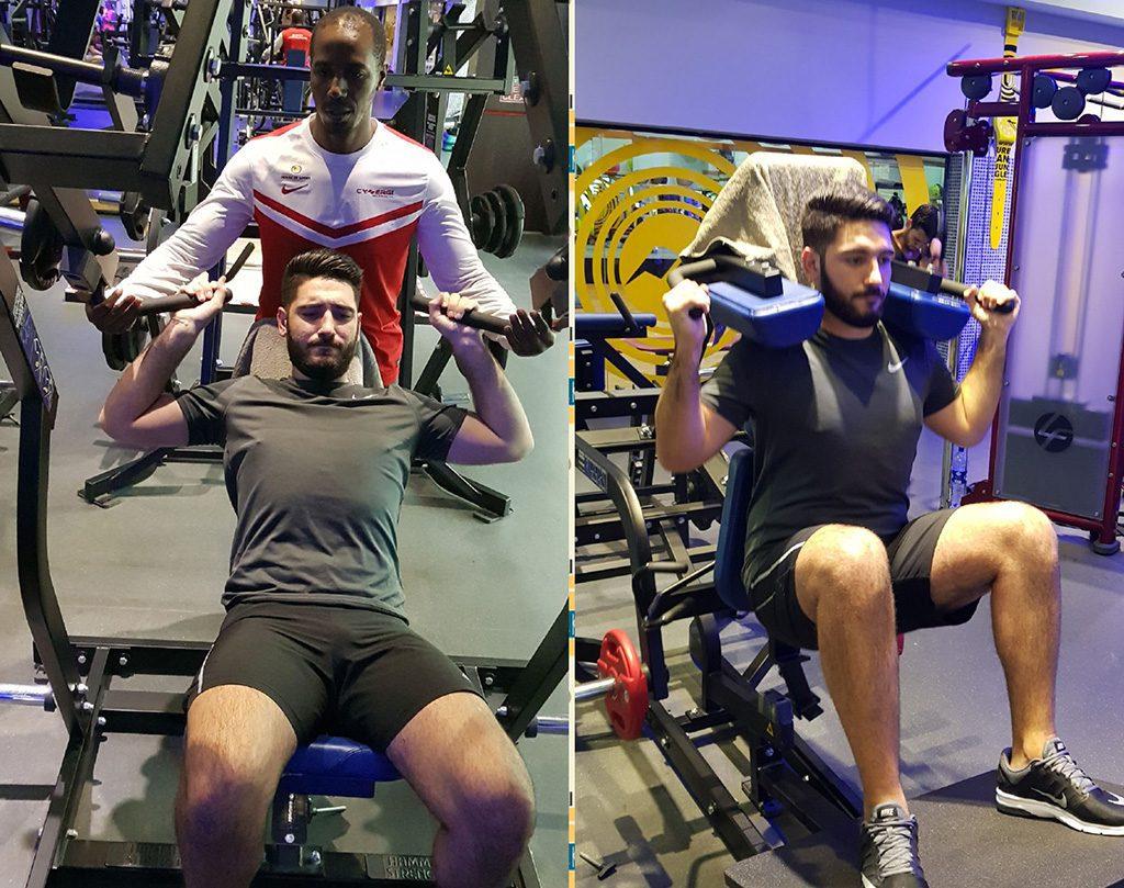 Denis Muscat Gym Malta
