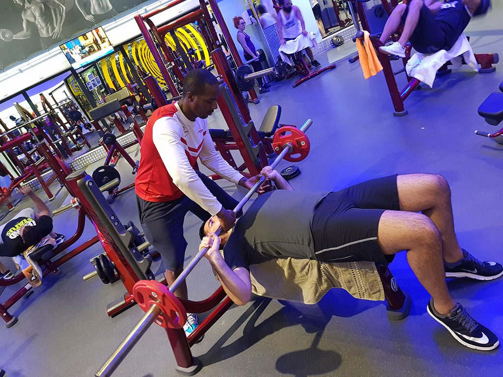 weight lifting Cynerg Malta